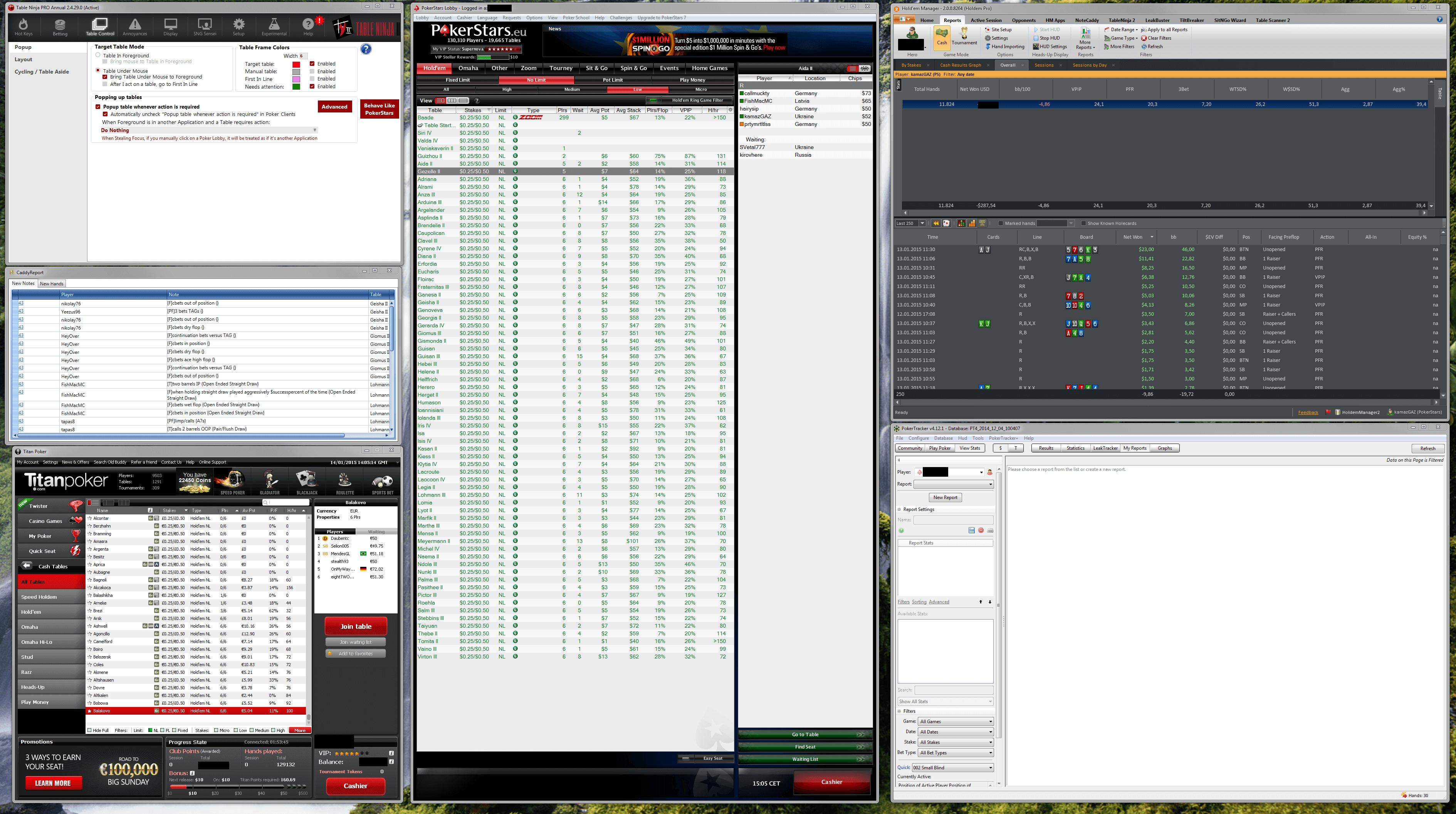 Poker Monitor kaufen - Seiki Setup