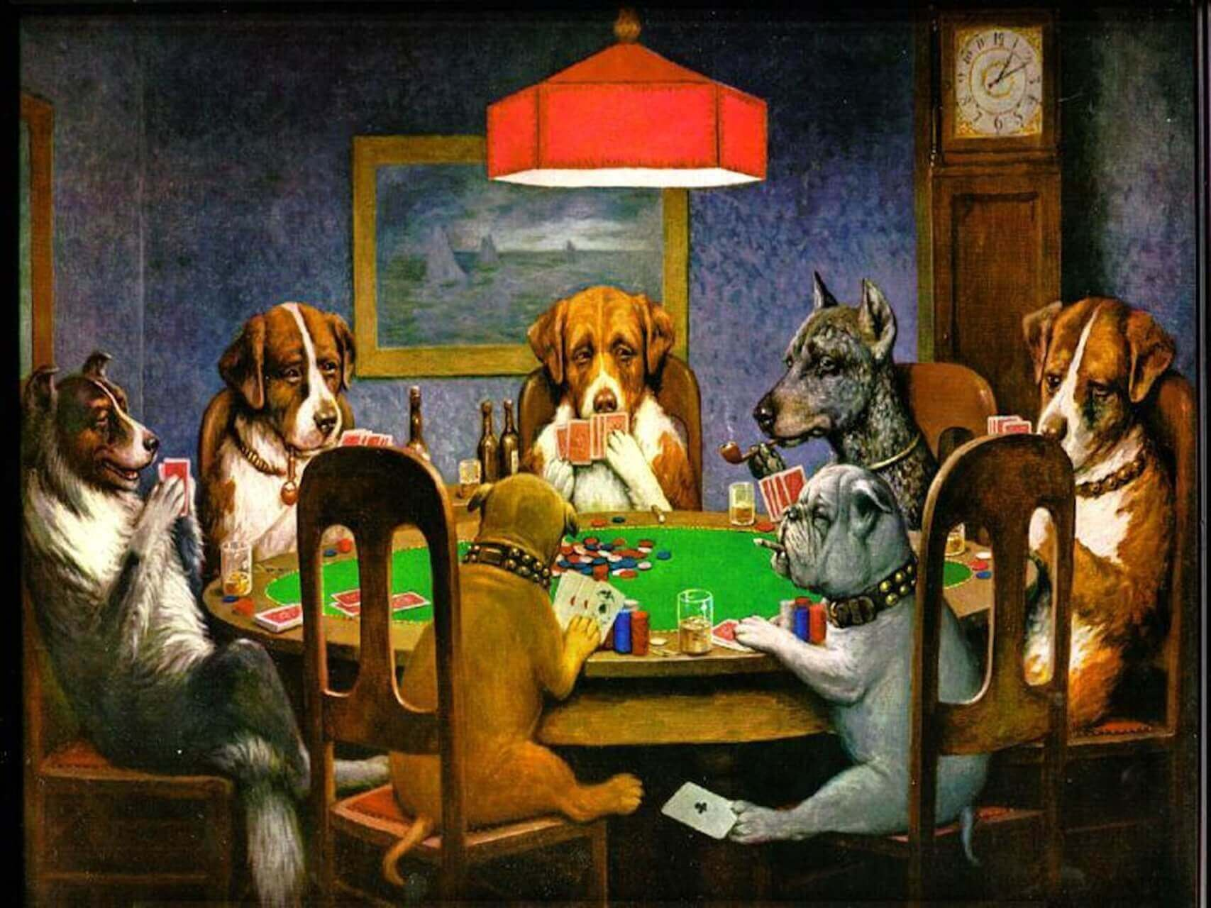 Texas Hold'em - Home Games
